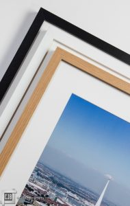 Any photo from my Aerial Photo Library framed